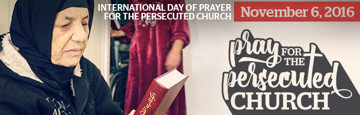 Making the most of International Day of Prayer