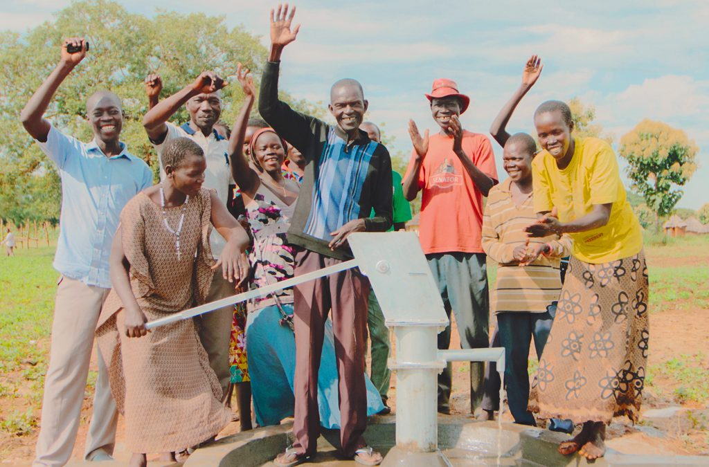 Provide a water project for a village