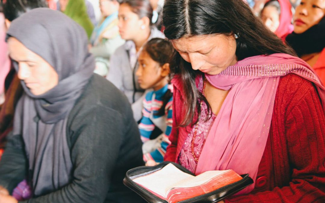Reach an unreached people group in India with a Bible