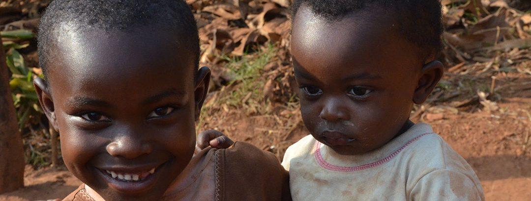 What love looks like: Rescuing Uganda's abandoned children