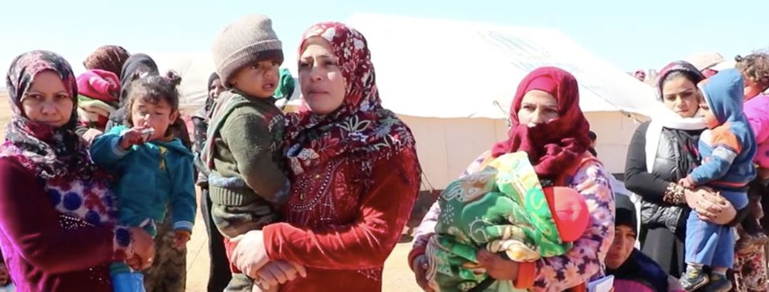 From the Field   The one thing refugees are begging for