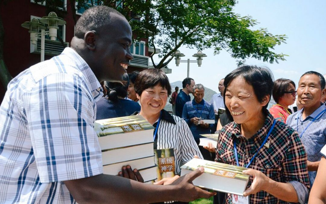 Send a Bible to Chinese believers and seekers