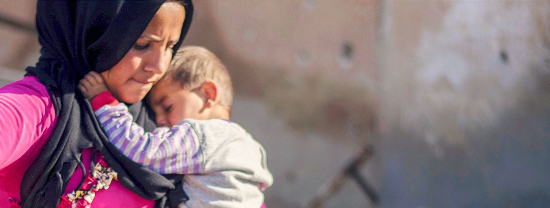Children are dying in brutal Syrian airstrikes
