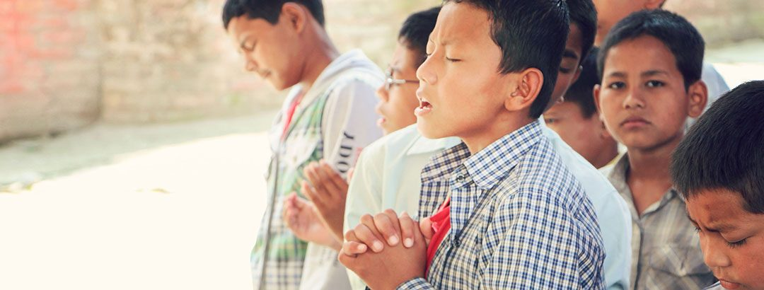 Spread the Gospel in India through VBS