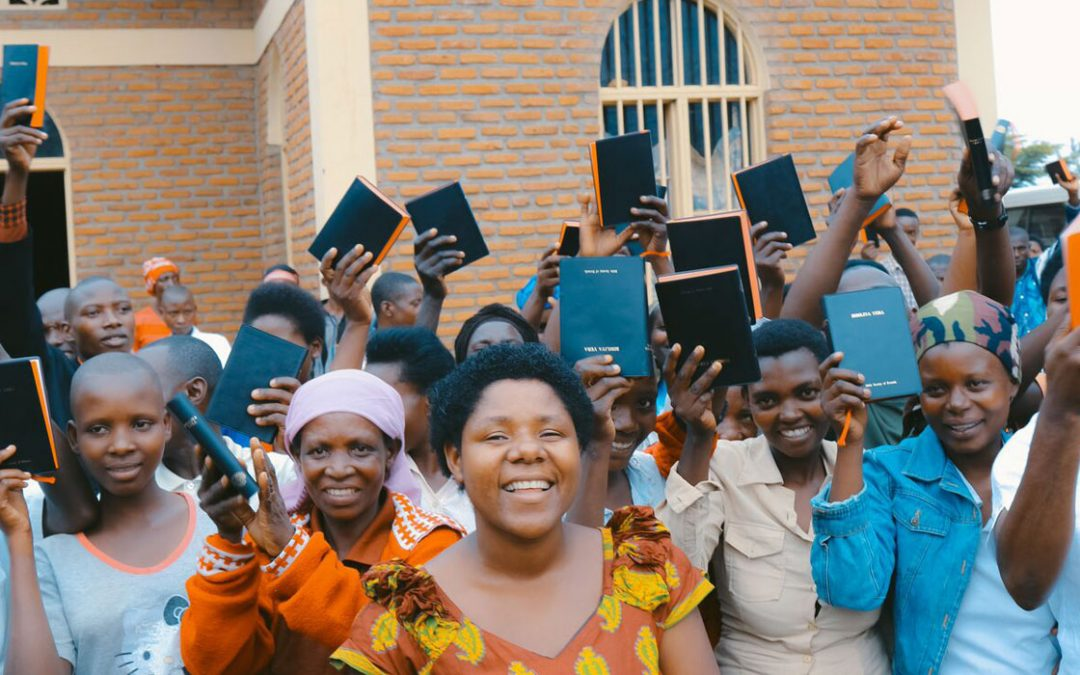 Bibles for South Sudanese refugees