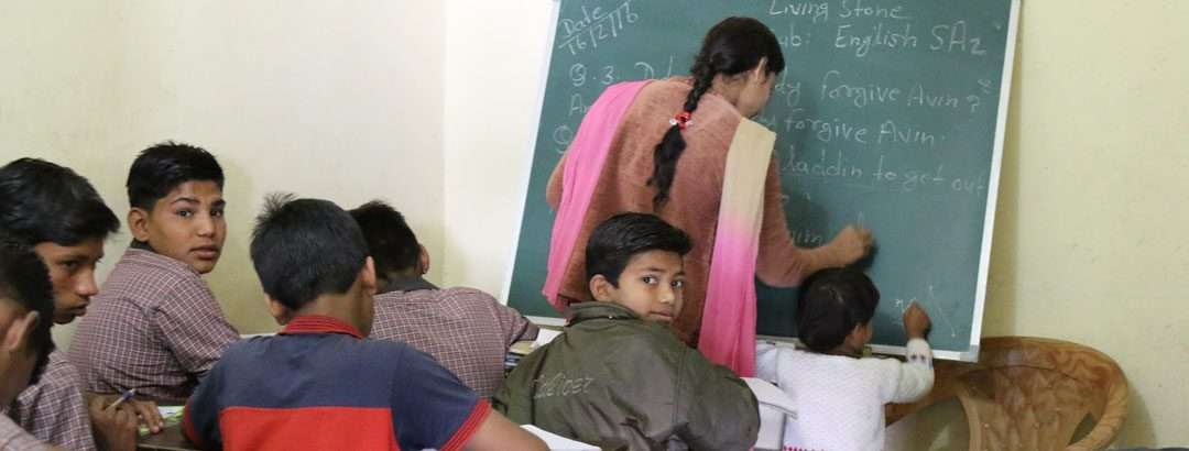 No longer an outcast: How education changed Vinesh's life