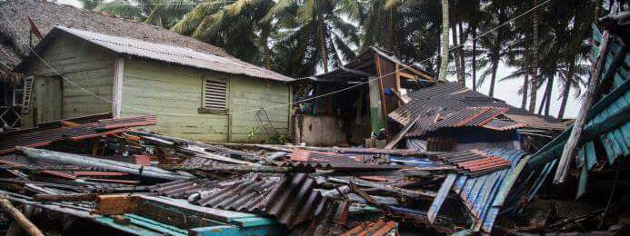 Urgent: Maria pummels Puerto Rico