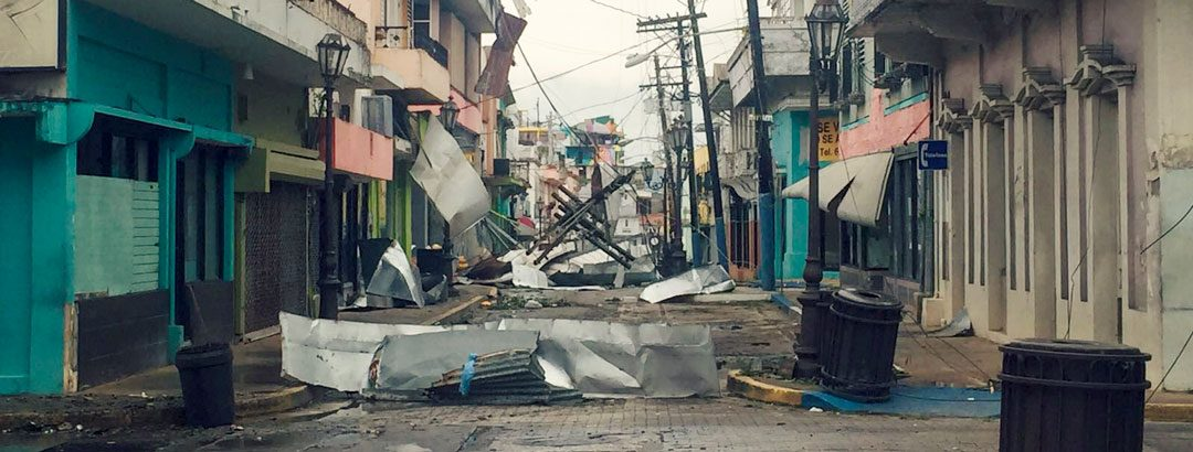 After Maria: Puerto Ricans struggle to survive
