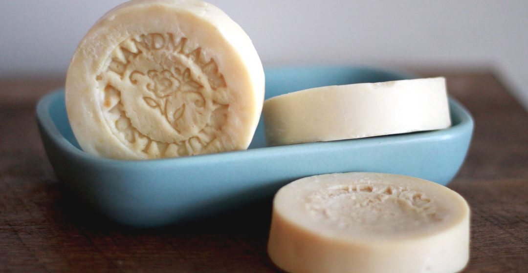 Handcrafted Middle Eastern Soap