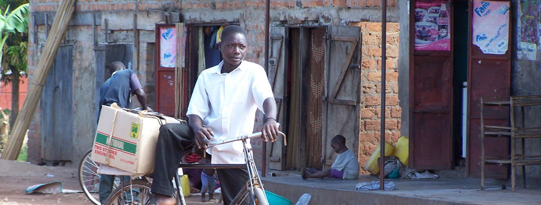 Did you know a bicycle could change a life?