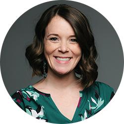 Staff photo of Jenn Feister