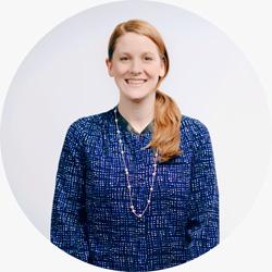 Staff photo of Rebecca Friddle