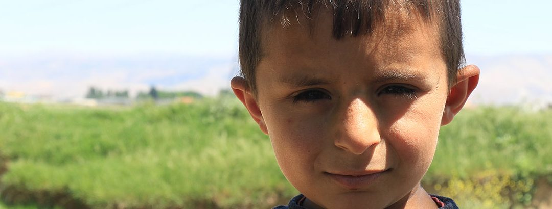 From the Field: Please help Syria's child refugees
