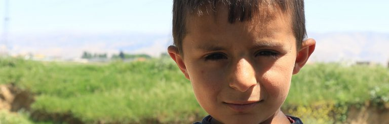 Preview thumbnail for the article: From the Field: Please help Syria's child refugees