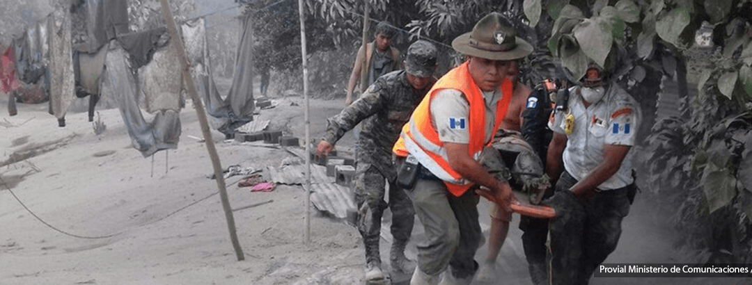 URGENT: Volcano victims in Guatemala need your help
