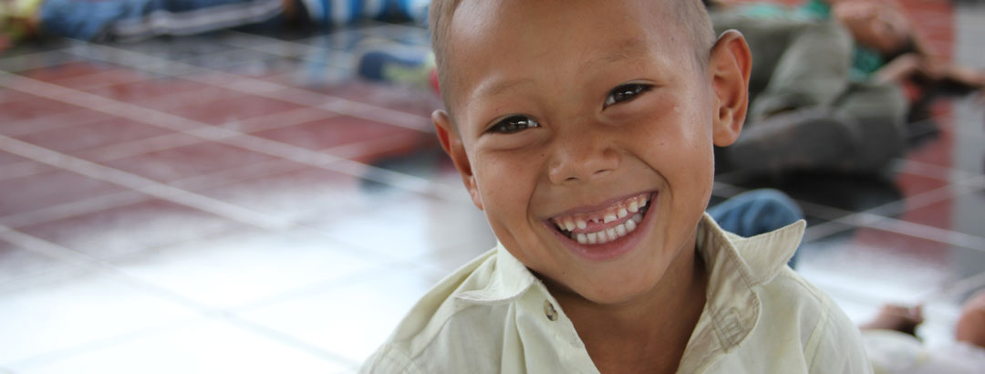 Preview thumbnail for the article: Sponsorship allows children to flourish