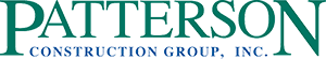 Business logo of Patterson Construction Company