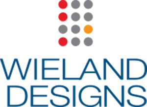 Logo of corporate partner, Wieland Designs