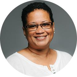 Staff photo of Pam Kerrin