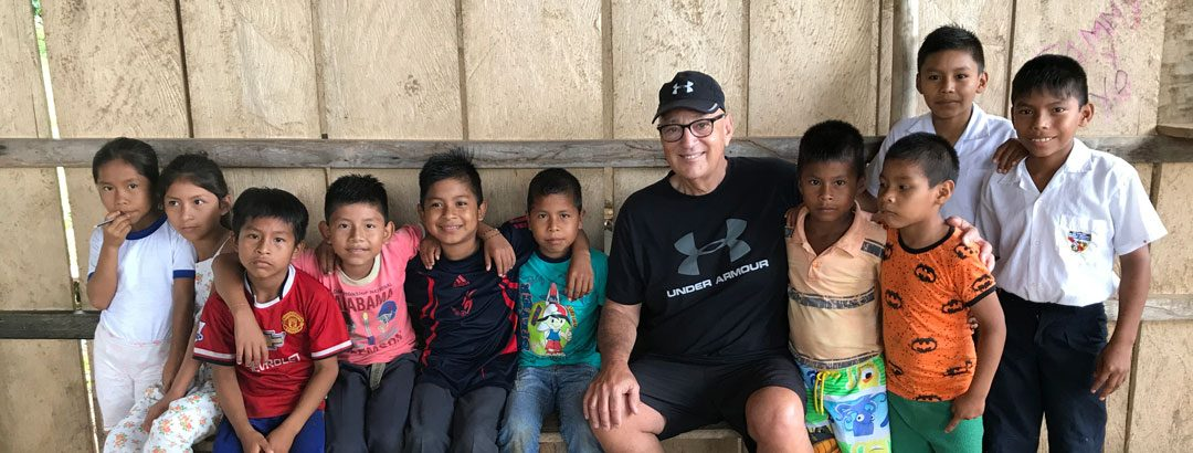 Help transform a remote village in Peru