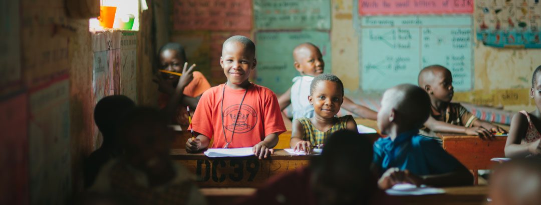 Child sponsorship: An investment with a massive impact