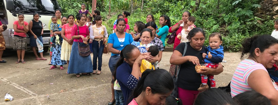 From the field: Restoring sight in Guatemala