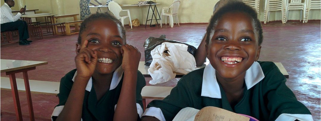 Child Sponsorship brings fountain of hope for Zambia