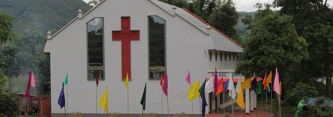 Gilgal Church Building – Gardendale Baptist Church