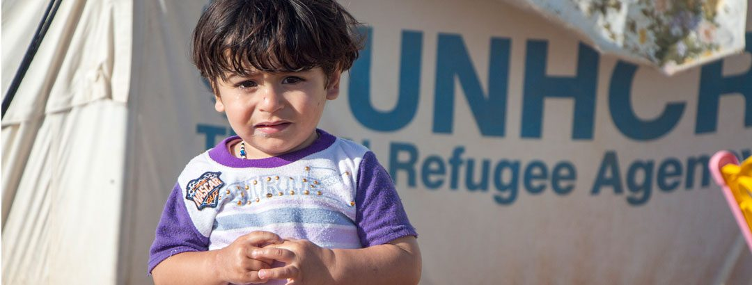 Why should the church help refugees?