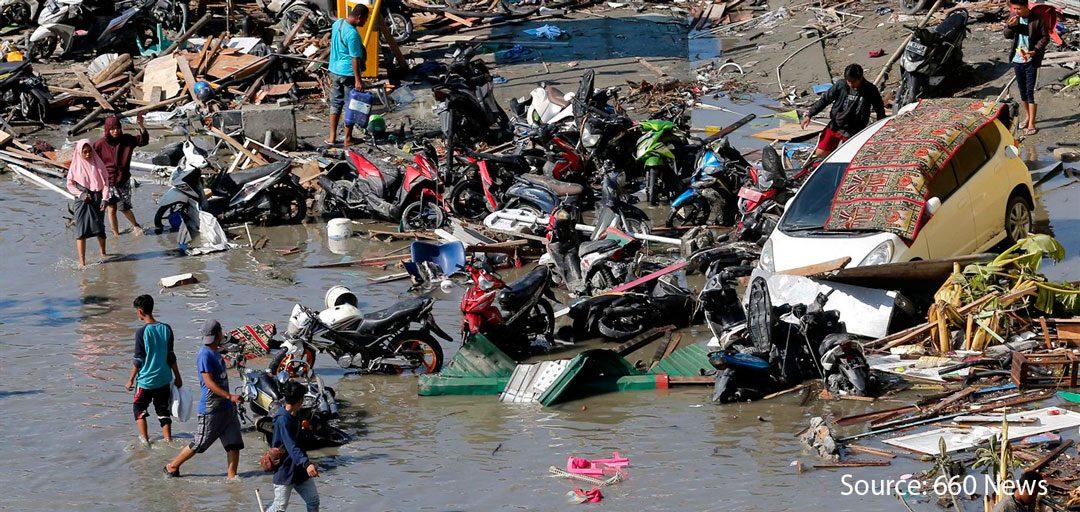 Help quake and tsunami victims in Indonesia