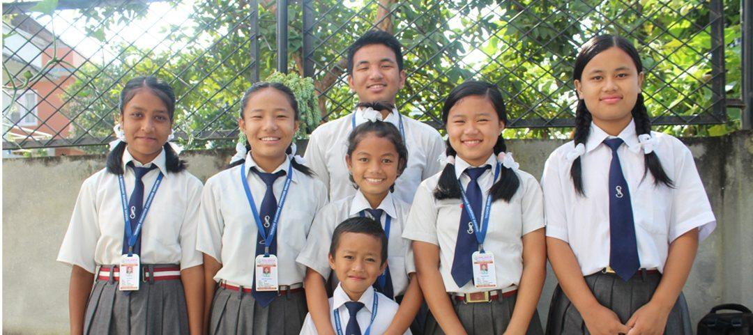 Nepal children's home program report
