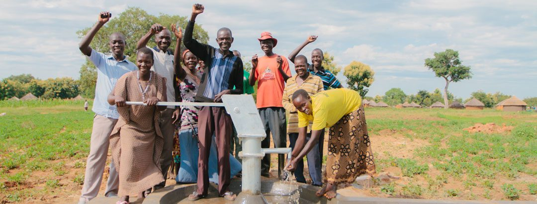 Help provide a clean-water well in Zimbabwe