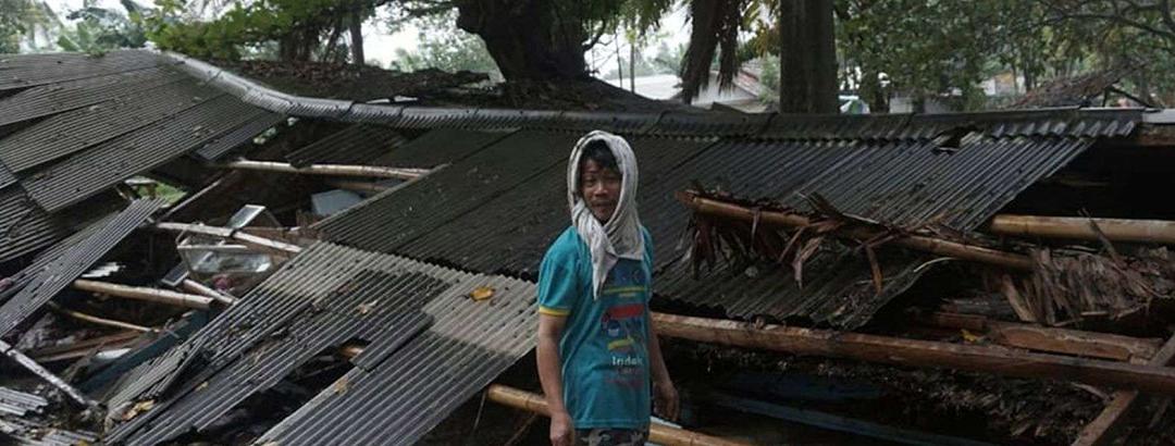 BREAKING: Deadly tsunami devastates Indonesia