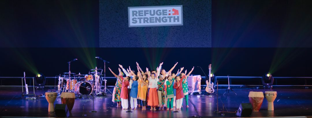 "WTVM | ""International children's choir visits Columbus during U.S. tour"""