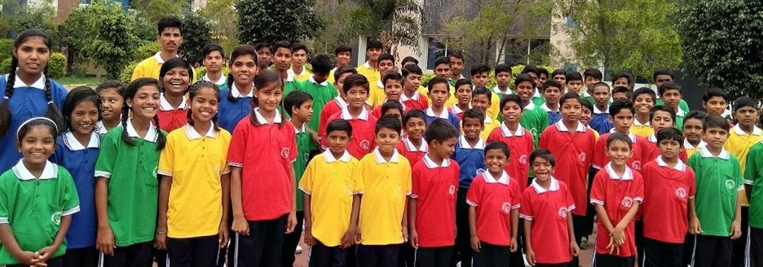 India children's center program report