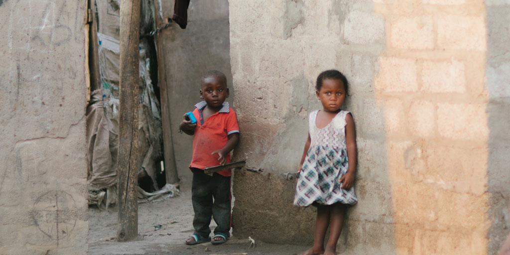Worst case: 'Another generation of children who are orphaned'