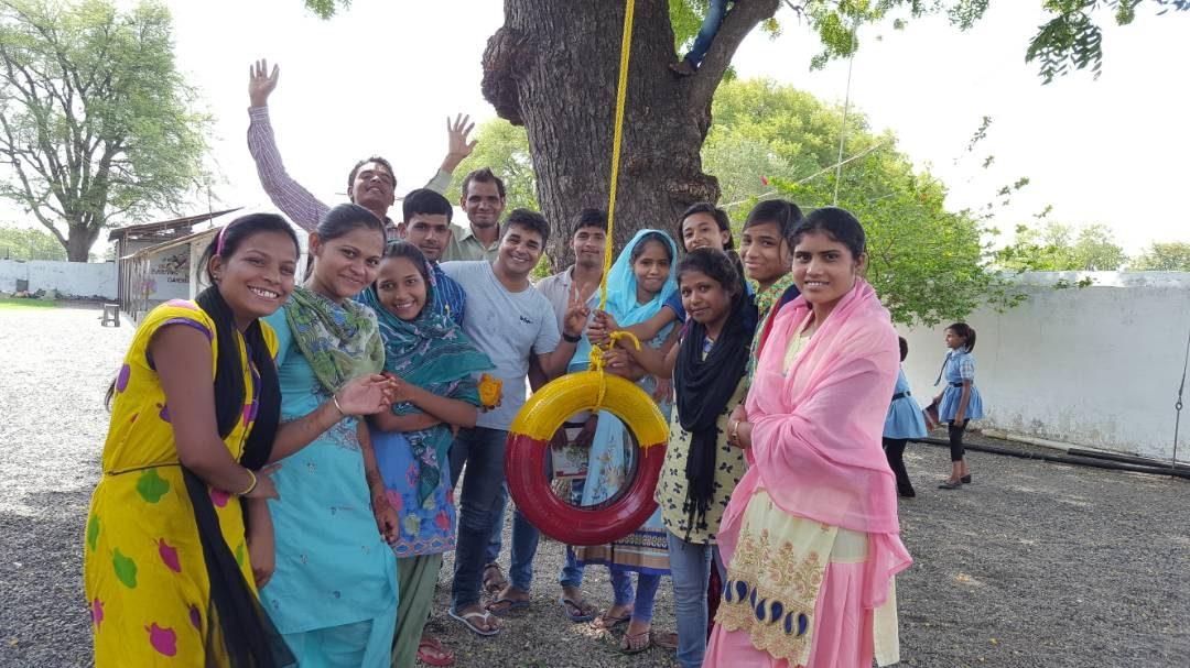 India children's program update
