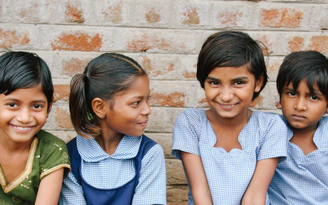 India children's center project report