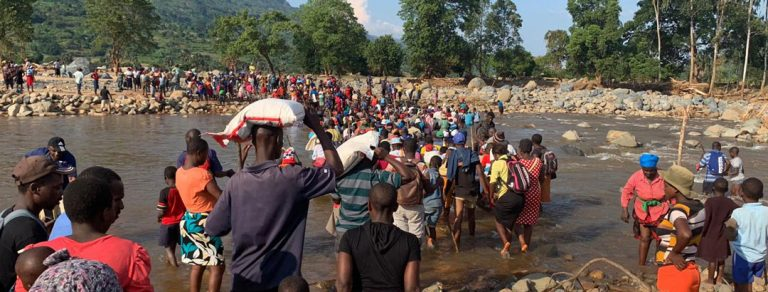 Preview thumbnail for the article: Cyclone Idai: Picking up the pieces one year later