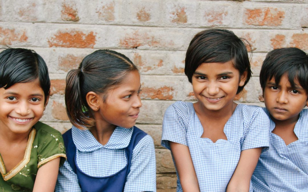 Your sponsored child in India has been busy