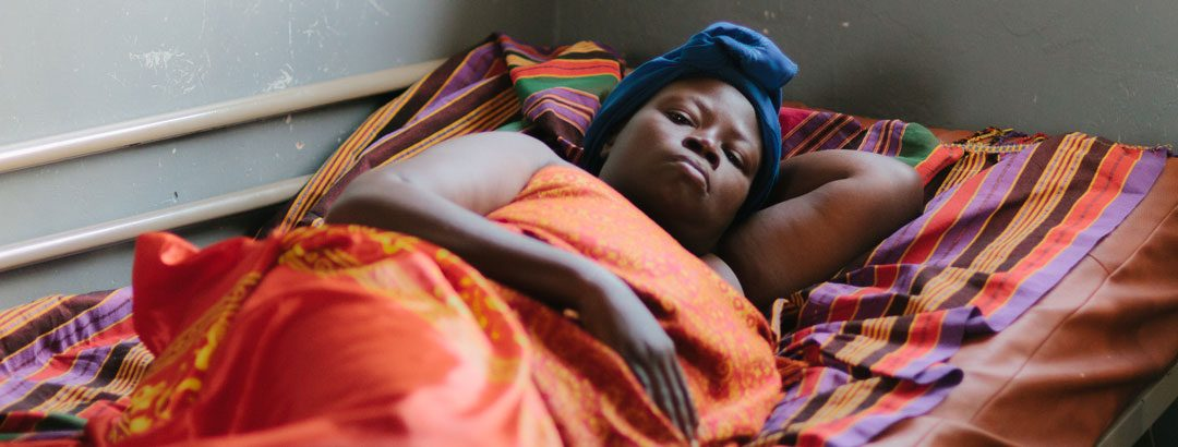 An expectant mother pays the ultimate price