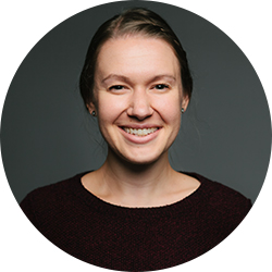 Staff photo of Sarah Johnson