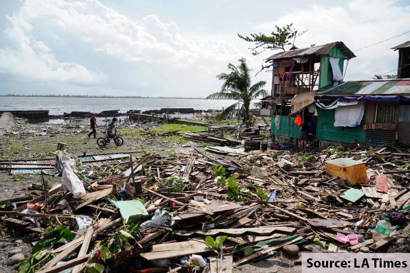 Philippines Typhoon Crisis