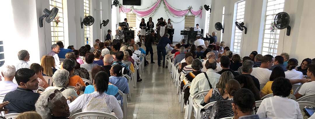 On the ground in Cuba: 13,000 new Christ-followers!