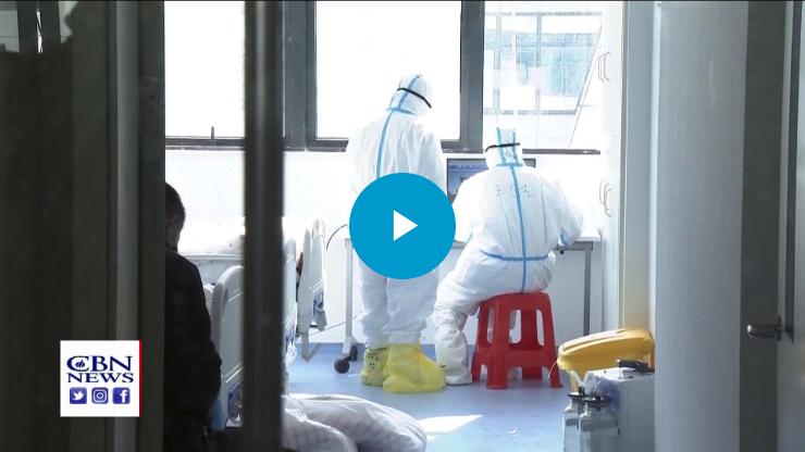CBN News Coronavirus Interview Video
