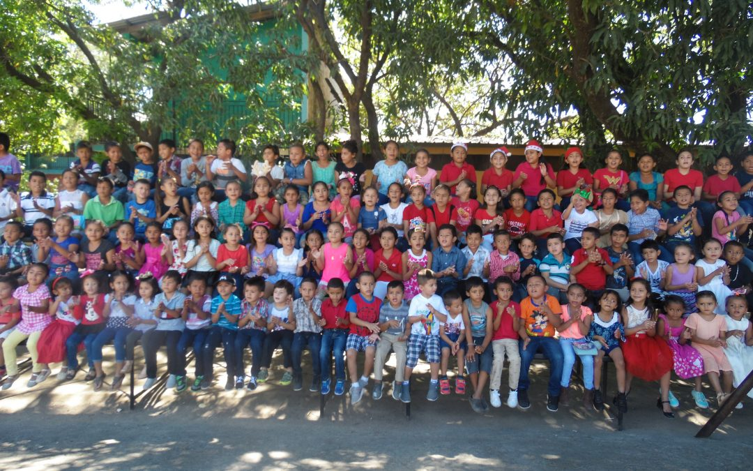 You helped improve a child's life in Honduras