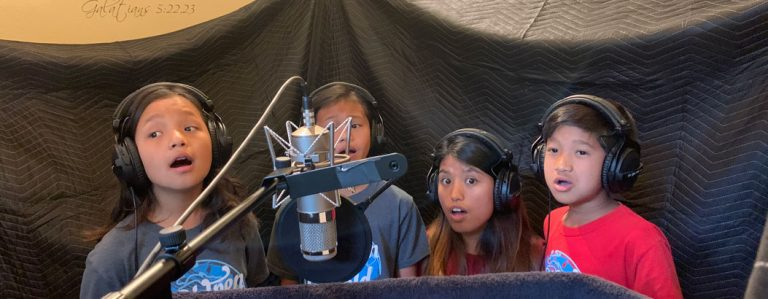 Preview thumbnail for the article: Studio sessions with the Children of the World