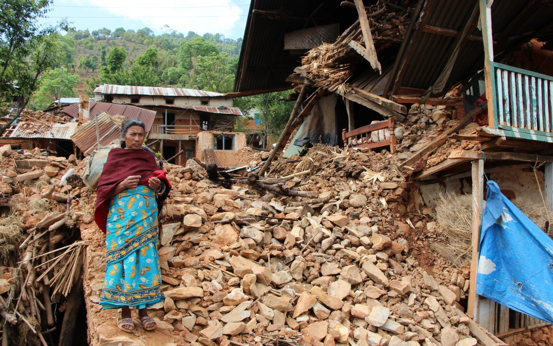 Nepal: First an earthquake … then coronavirus … now landslide and flooding
