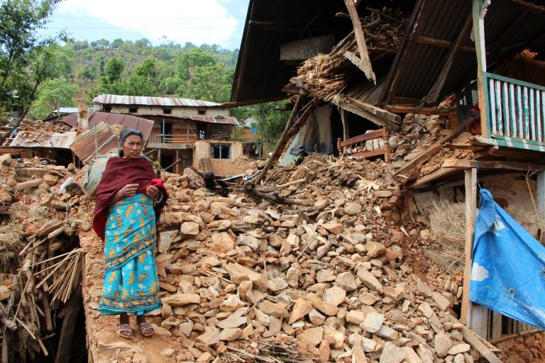 Preview thumbnail for the article: Nepal: First an earthquake … then coronavirus ... now landslide and flooding