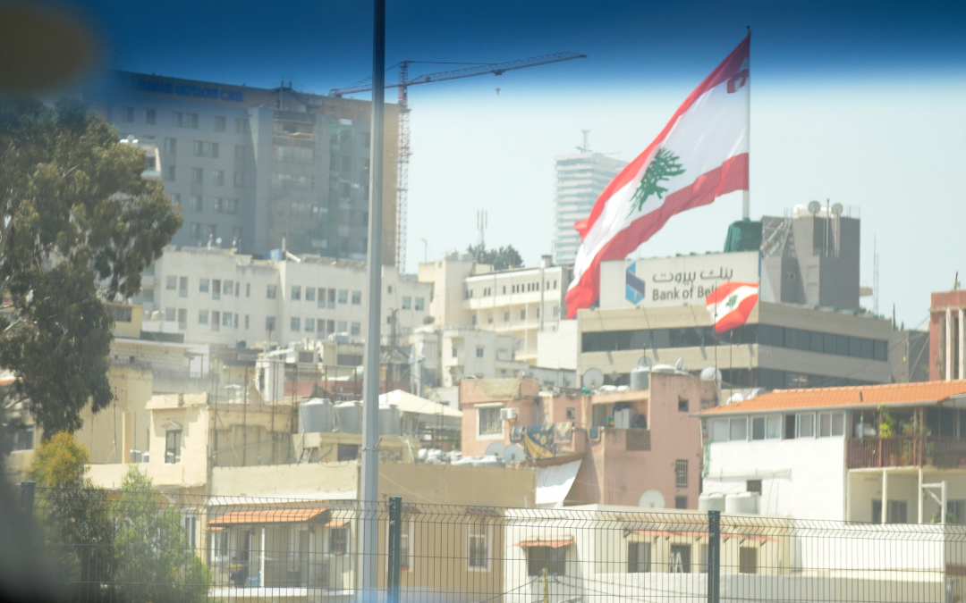 Beirut: Even 110 stitches isn't enough to heal all the damage